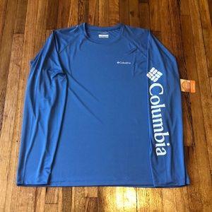 Columbia Men's Summit Sands Long Sleeve T-Shirt